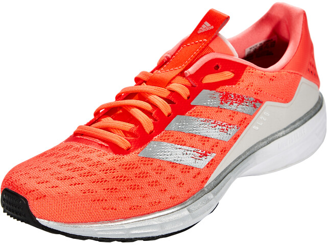 adidas Sl20 Shoes Women signal coral/silver metal/core black